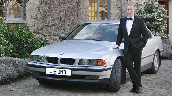 Being Bond with Jack Marsden
