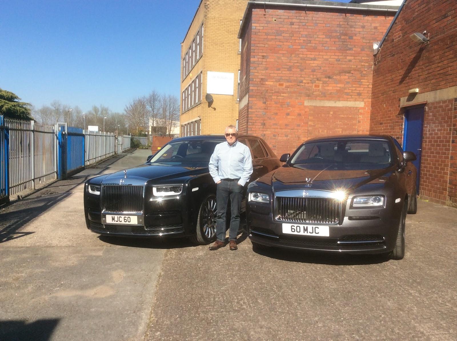 Anglia Holdings group plates
