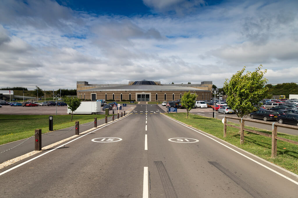 British Car Museum, Gaydon, Warwickshire