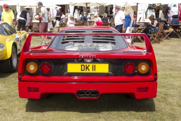 Ferrari Rally Marlow Danesfields House DK 11