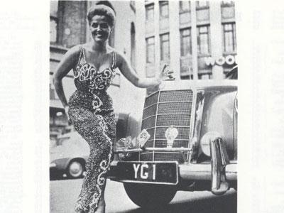 Mercedes YG 1