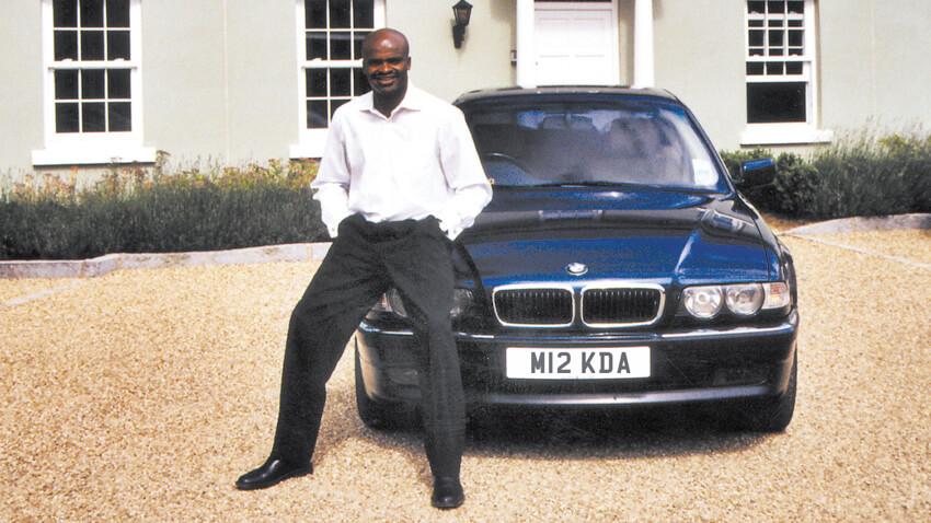 Mr Motivation, Kriss Akabusi