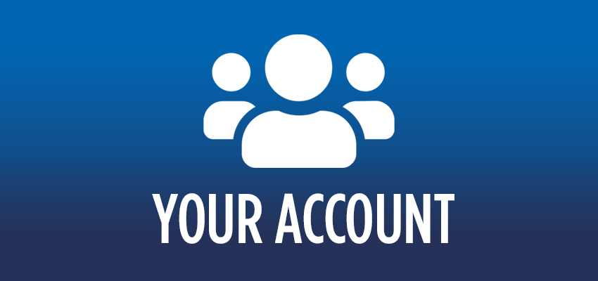 Your account